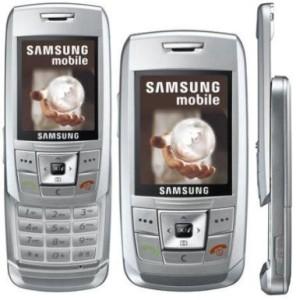Samsung SGH-E250D