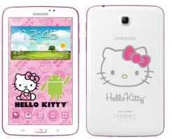 Samsung GALAXY Tab 3 7.0 Wi-Fi Hello Kitty Edition