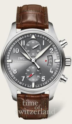 IWC 3878 Pilot Chronograph