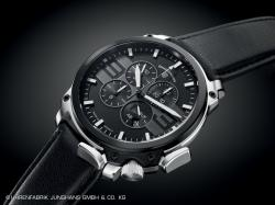 Junghans Aerious Chronoscope
