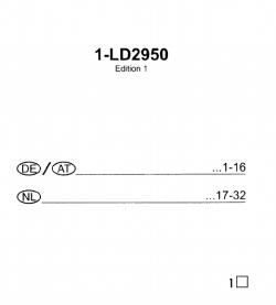 Crivit 1-LD2950